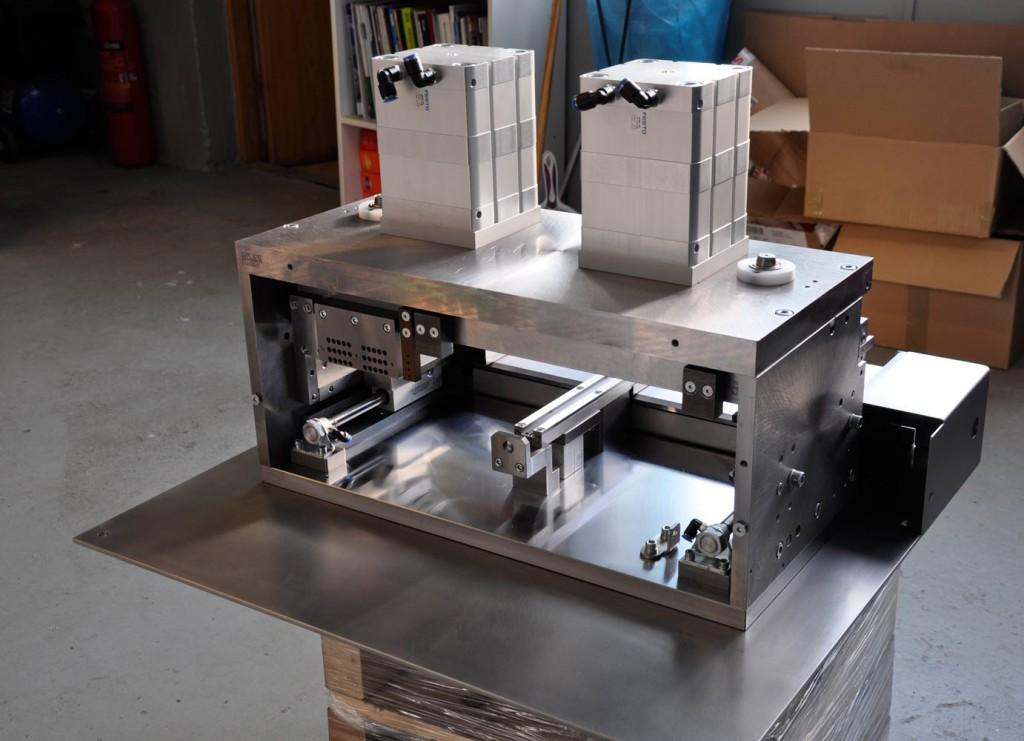 Projektowanie prototypowe i budowa maszyn 3