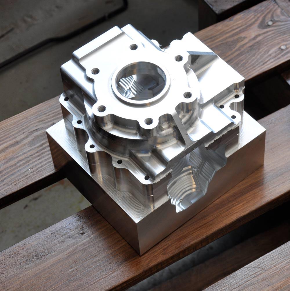Frezowanie CNC detal 3